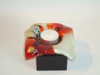 gedenkobject-urn mini met theelichtje