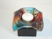 gedenkobject - mini-urn met kaarsje