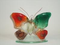 Kaarshouder vlinder - gedenkobject