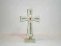 Gedenkobject kruisje glas - Eratini