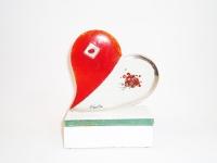 Mini-urn hart voor kind-baby prematuur