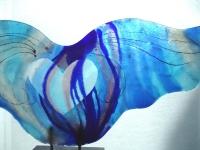bijzondere unieke urn-vleugels-hart