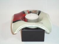 Mini-urn met waxinelichtje