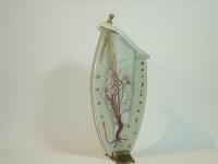 Urn glas levensboom