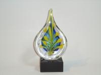 Mini urn glas - druppel Ozzaro