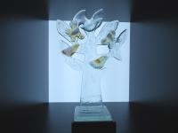 mini urn-levensboom-vogels-vlinders