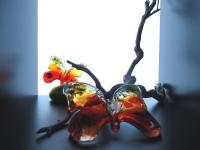 glas-gedenkobject-vlinder
