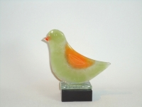 gedenkobject - mini vogel-urn