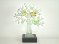mini-urn-glazen-boom-vlinders