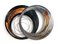 wandobject-verbondenheid-ringen-metaal