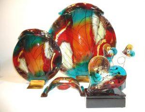 ARTE MEMORIA - glazen (mini-)urnen