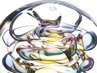 moderne mini urn glas verbondenheid