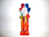 gedenkbeeldje glas verbondenheid liefde