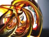gedenkobject speciaal glas verbondenheid