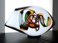 mini urn glas modern design