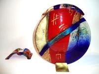 exclusieve glazen urn