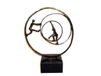 mini urn gedenkbeeld circle of life