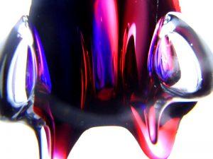 kleine glazen urn glas
