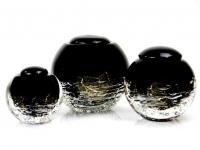 prachtige urnen van glas