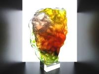 glazen urn beeld uniek verbondenheid