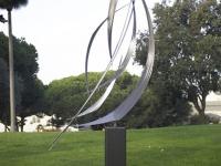 urn voor buiten modern abstract