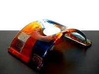 glazen gedenklicht
