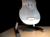 bijzondere gitaar kunstherinnering voor as