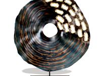 gedenkteken metaal abstract beeld
