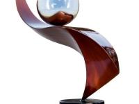 bijzonder gedenkteken beeld urn abstract
