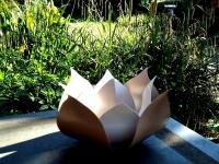 urn modern kunstwerk voor as metaal