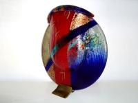 mooie glazen urn exclusief