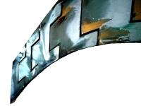 gedenkobject wand vleugel