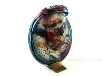 urn glas modern kleur