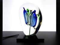 moderne mini urn glas bloem