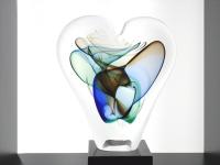 urn hart glas modern