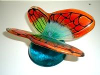 mini vlinder urn as herinnering